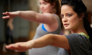 Lotus Club Fight & Fitness: 5 or 10 Fitness Classes at Lotus Club Fight & Fitness (Up to 51% Off)