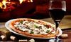 Apéritif maison, pizza, pâtes