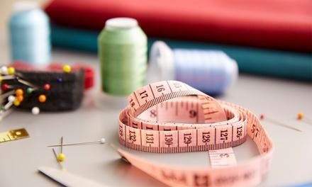 Cours de couture en ligne à 39,90€ sur le site International Open Academy (86% de réduction)