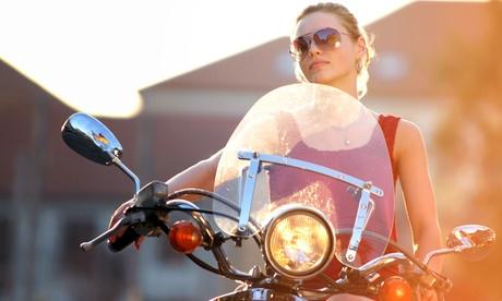 Cambio de aceite y filtro de moto de hasta 1000cc con revisión pre-ITV de 35 puntos desde 19,90 € en Servibike Alicante