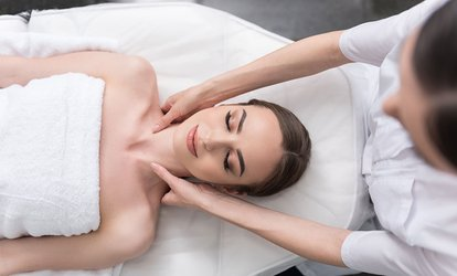 Pamper Package: 60 ($49) or 90 Minutes ($69) at Mud Me Beauty (Up to $145 Value)