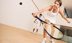 Bene Sport: Squash: 2 godziny gry (od 39,99 zł) lub trening indywidualny (od 59,99 zł) i więcej w Bene Sport (do -58%)
