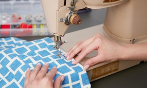 Stitching Time: Three-Hour Sewing Workshop for One or Two at Stitching Time (Up to 38% Off)