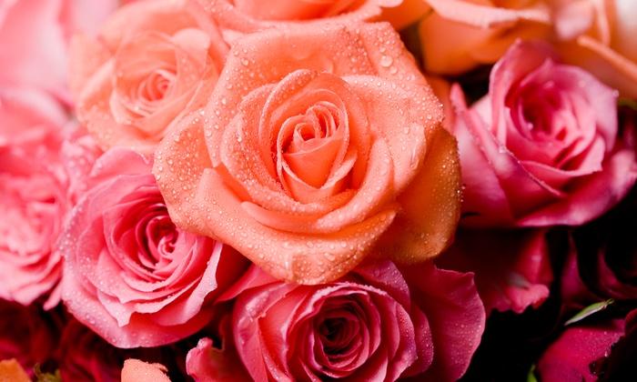 No.1 Flowers - Orlando: $39 for $70 Groupon — No.1 Flowers