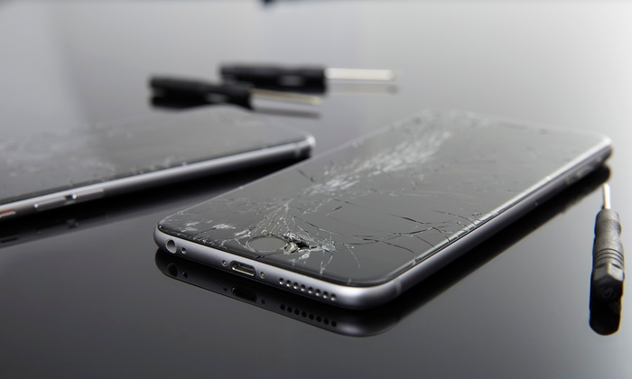 iPhone Screen Repair at Cellairis (Up to 47% Off). Six Options Available.