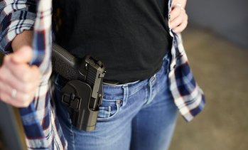54% Off a Concealed-Carry Class