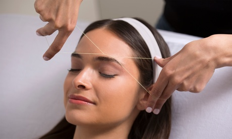 Threading at New Image Day Spa (Up to 52% Off). Four Options Available. a6e76278-3220-4bfd-87e3-475dab497c5d