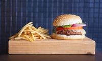 Gourmet Burger, Fries and Salad with One ($10), Two ($19) or Eight Burgers ($76) at Zoo Eatery and Lounge, Henderson