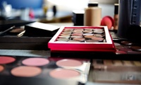 Four-Hour Make-Up Workshop at Andrea Connor Hair and Beauty (56% Off)