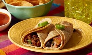 El Mero Mexicano: Mexikanisches 4-Gänge-Menü mit Kaktusstreifensalat für 2 oder 4 Personen im El Mero Mexicano (bis zu 51% sparen*)