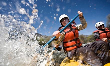 Rafting nel Parco della Majella