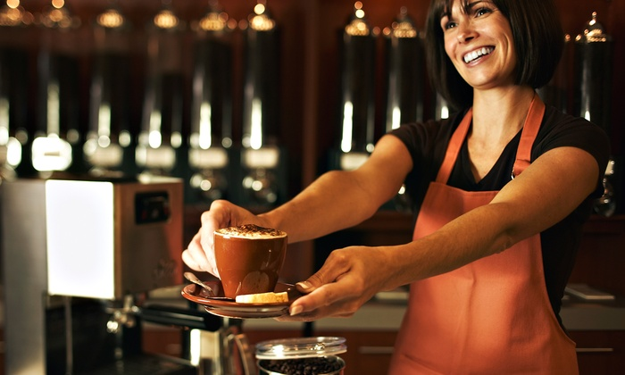 Rocky Mountain Espresso - Denver: Three Hours of Espresso Coffee-Bar Catering for Up to 50 or 100 from Rocky Mountain Espresso (Up to 58% Off)