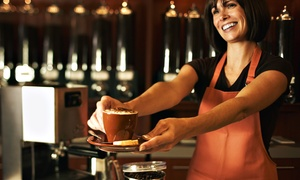Rocky Mountain Espresso: Three Hours of Espresso Coffee-Bar Catering for Up to 50 or 100 from Rocky Mountain Espresso (Up to 58% Off)