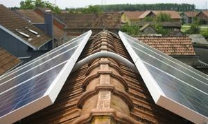 Almaden Valley Window Washing: $89 for Solar Panel Cleaning for Up to 27 Panels from Almaden Valley Window Washing ($170 Value)