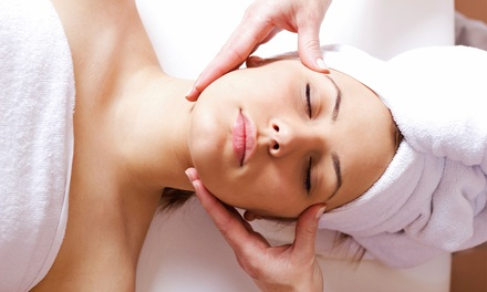 60-Minute Spa Package with Facial at The Room - Faces & More (49% Off)