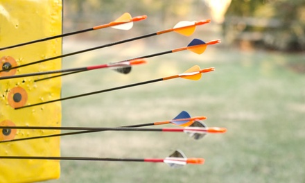 Archery Range Time or Archery 101 Course for One, Two, or Four at Archery Traditions of Oklahoma (Up to 51% Off)