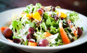 Natural Blends: $15 for Three Groupons, Each Good for $10 Worth of Food and Drinks at Natural Blends ($30 Total Value)