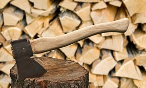 Silver Swords Armouries: 90-Minute Knife- or Axe-Throwing Class for Two or Four at Silver Swords Armouries (Up to 67% Off)