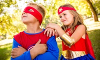 Childrens Princess or Superhero Photoshoot at Urban Makeovers (Up to 92% Off)