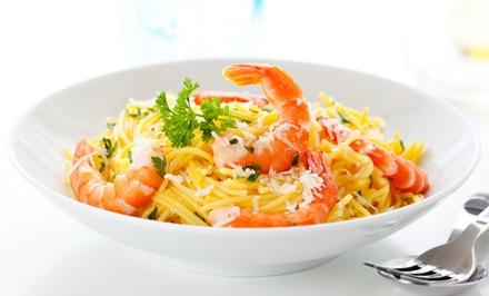 $30 Worth of Italian Food at Trattoria Tiramisu (Up to 43% Off)