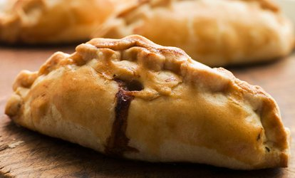 image for Handmade Pasties and Sandwiches at Joe's Pasty Shop (Up to 58% Off)