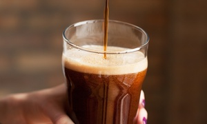 StingRay Cafe: Two Micro-Beers and One Filled Growler from StingRay Cafe (43% Off)