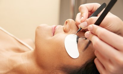 image for Half or Full Set of Classic Mink <strong>Eyelash Extensions</strong> at Beauty Plus Salon (Up to 42% Off)