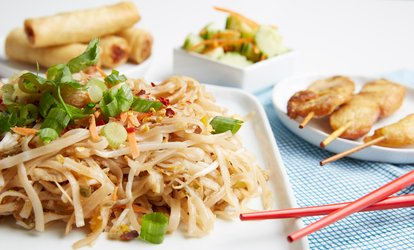 image for C$12 for C$20 Towards Thai Food for Two People or More Dine-In or Carry-Out at Royal Thai Restaurant