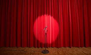 EastVille Comedy Club: Any Regular Standup Show with Popcorn at EastVille Comedy Club Through May 28 (Up to 77% Off)
