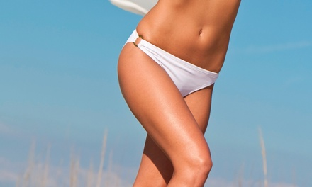 One Deep Bikini Wax or Three Full Front Bikini Waxes at Nudermi Spa (Up to 45% Off)