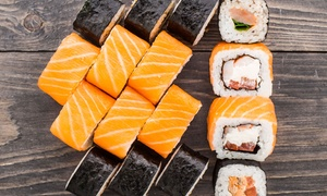 Up to 38% Off Sushi at The Rib House at The Rib House, plus 6.0% Cash Back from Ebates.