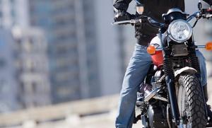 Moncada: Curso para obtener el carné de moto A1 o A2 con práticas o curso completo para el carné A desde 49,95 € en Moncada