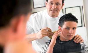 Area 10: Men's Haircut at Area 10 (62% Off)