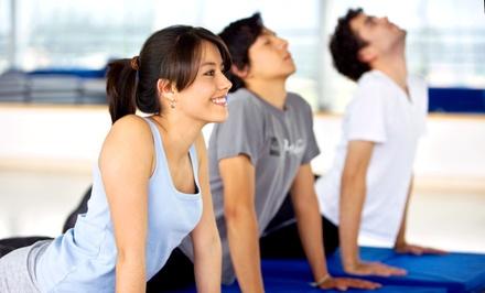 3 séances de yoga d'1h à 19,99 € à la salle Yoga Intuitif