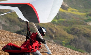 Miami Hang Gliding: $129 for a Tandem Hang-Gliding Experience at Miami Hang Gliding ($279.99 Value)