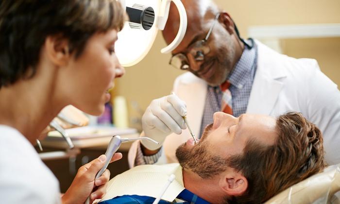 Brick Row Dentistry - McKamy Park: $29 for Dental Exam, X-ray and Cleaning at Brick Row Dentistry ($255 Value)