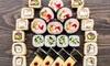 25% Cash Back at I Love Sushi- North Michigan Avenue