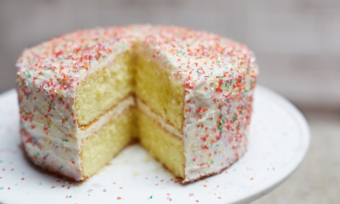 N'Credible Edibles - Indian Trail: One Large Cake at N'Credible Edibles (45% Off)