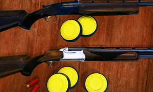 Redlands Sporting Clays: Clay-Pigeon Shooting Supplies at Redlands Sporting Clays (29% Off). Two Options Available.