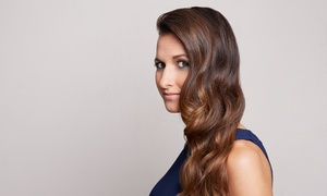 Brittany at The Colour Room: Haircut with Optional Balayage, Ombre, Highlights, or Color with Brittany at The Colour Room (Up to 57% Off)