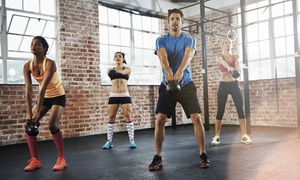 High Energy Fitness USA: 5, 10, or 15 Cross Training Classes at High Energy Fitness USA (Up to 72% Off)