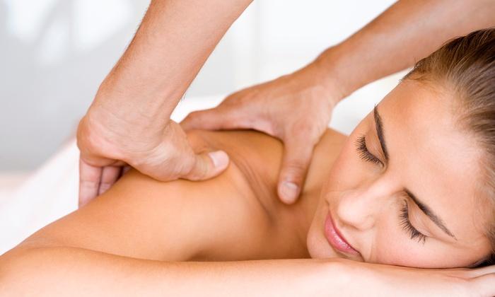 Harmonic Hands Massage - Harmonic Hands Massage: Deep Tissue, Swedish, or Hot Stone Massage at Harmonic Hands Massage (Up to 40% Off). Three Options Available.