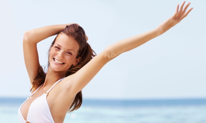 City Bella Medispa - Midtown South Central: Six Laser Hair-Removal Treatments on a Small, Medium, or Large Area at City Bella Medispa (Up to 74% Off)