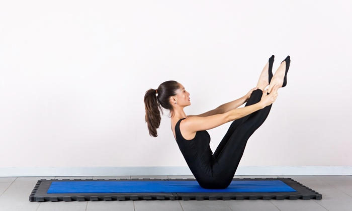 SLR Pilates - Niles: 10 or 20 Yoga, Pilates, and Barre Classes or a 1-Month Unlimited Membership at SLR Pilates (Up to 58% Off)