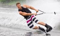 2h de wakeboard (téléski nautique) pour 1 à 4 personnes dès 19 € au Wake Park Plessé