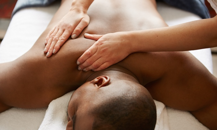 Blue Water Spa - Central Austin: 60-Minute Deep-Tissue Massage at Blue Water Spa (Up to 35% Off)