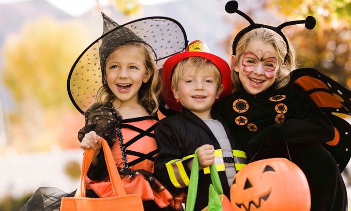 Free Kids' Event: Halloween Party at Loyola - Loyola Park: Free Kids' Event: Halloween Party at Loyola on Monday, October 31