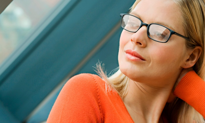 Eyes on Main - Annapolis: Eye Exam and Eyewear at Eyes on Main (Up to 91% Off). Three Options Available.