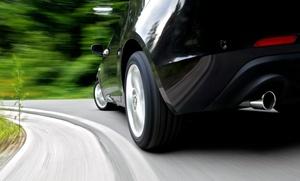 Driveland: Iniciación a la conducción deportiva por 49 € o curso BMW Drifting Experience para una o dos personas desde 89 €