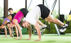 Suda Fitness: 10 Boot-Camp Classes or One Month of Unlimited Boot-Camp Classes at Suda Fitness (Up to 55% Off)